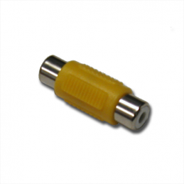 ACA-RCA-1, RCA Female to RCA Female Barrel Connector